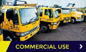 Brisbane TakeAway Bins Commercial Trucks