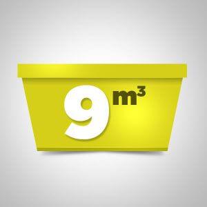 9m3 Skip Bin Hire