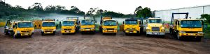 Brisbane TakeAway Bins Trucks