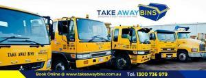 Gumdale TakeAway Bins Trucks