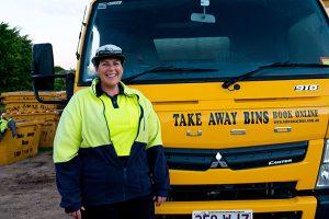 Gumdale TakeAway Bins Employee