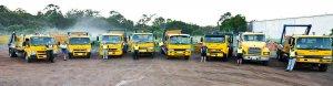 Gumdale TakeAway Bin Trucks
