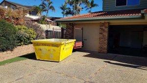Gumdale TakeAway Bin Trash Storage