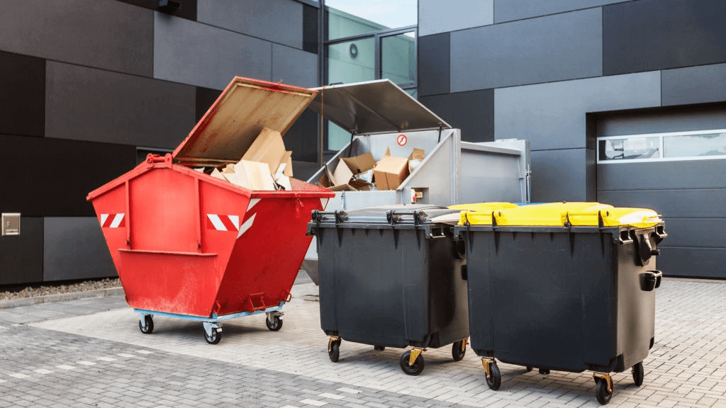 Image result for Hills Skip Bins - Providing Professional Waste and Recycling Bins For Your Business